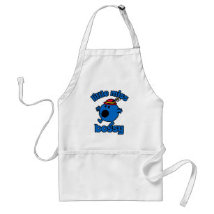 Little Miss Bossy On The Move Standard Apron