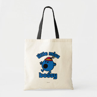 Little Miss Bossy On The Move Tote Bag