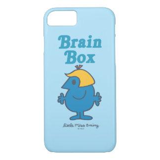 Little Miss Brainy | Brain Box iPhone 7 Case