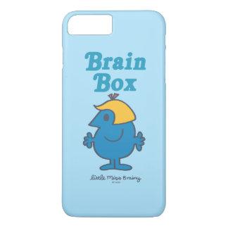 Little Miss Brainy | Brain Box iPhone 7 Plus Case