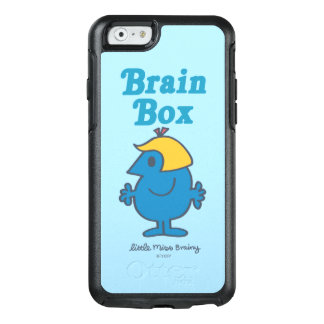 Little Miss Brainy | Brain Box OtterBox iPhone 6/6s Case