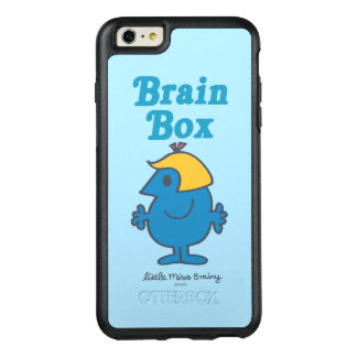 Little Miss Brainy | Brain Box OtterBox iPhone 6/6s Plus Case