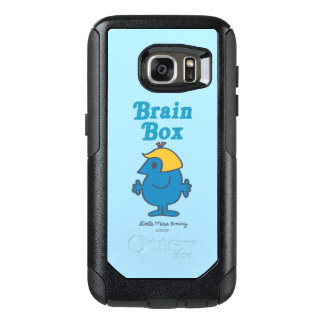 Little Miss Brainy | Brain Box OtterBox Samsung Galaxy S7 Case