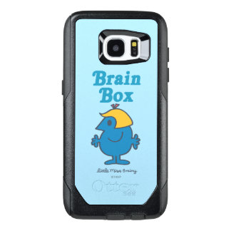 Little Miss Brainy | Brain Box OtterBox Samsung Galaxy S7 Edge Case