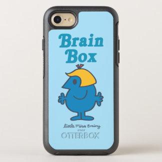 Little Miss Brainy | Brain Box OtterBox Symmetry iPhone 7 Case