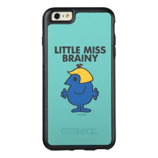 Little Miss Brainy Standing Still OtterBox iPhone 6/6s Plus Case
