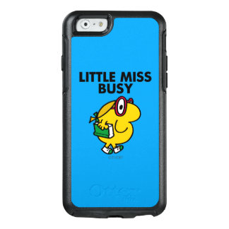 Little Miss Busy | Reading Time OtterBox iPhone 6/6s Case