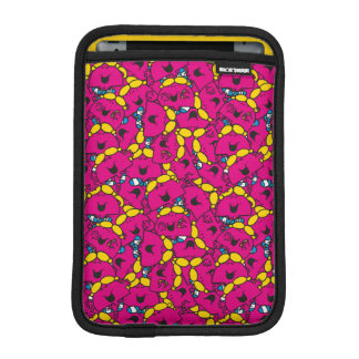 Little Miss Chatterbox | Bright Pink Pattern iPad Mini Sleeve