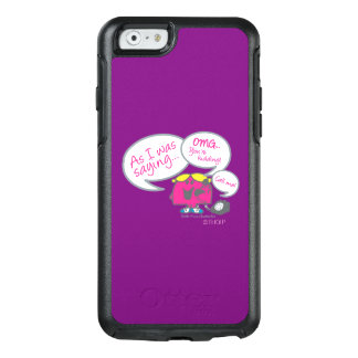 Little Miss Chatterbox & Telephone OtterBox iPhone 6/6s Case