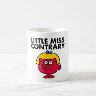 Little Miss Contrary Coffee Mug