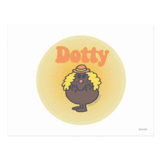 Little Miss Dotty Patch Post Cards
