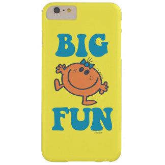 Little Miss Fun | Big Fun Barely There iPhone 6 Plus Case