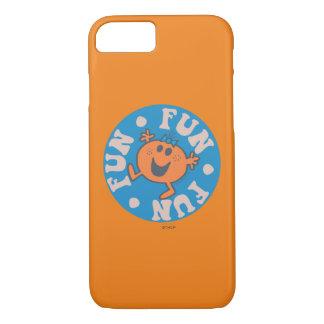 Little Miss Fun Fun Fun iPhone 7 Case