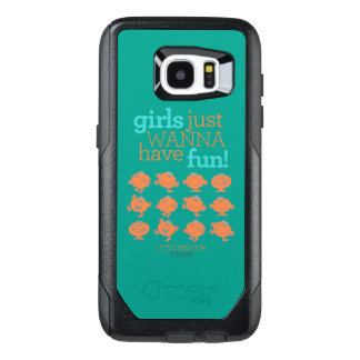 Little Miss Fun | Girls Just Wanna Have Fun OtterBox Samsung Galaxy S7 Edge Case