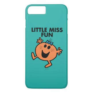 Little Miss Fun Waving Joyously iPhone 7 Plus Case