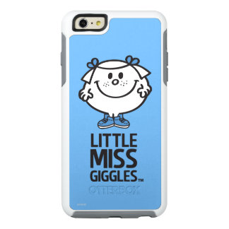 Little Miss Giggles 2 OtterBox iPhone 6/6s Plus Case
