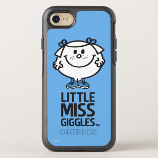 Little Miss Giggles 2 OtterBox Symmetry iPhone 7 Case