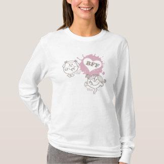 Little Miss Giggles & Little Miss Sunshine | BFFs T-Shirt
