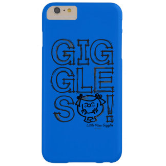 Little Miss Giggles Sketch Barely There iPhone 6 Plus Case