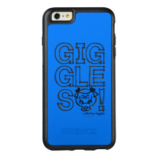 Little Miss Giggles Sketch OtterBox iPhone 6/6s Plus Case