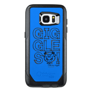 Little Miss Giggles Sketch OtterBox Samsung Galaxy S7 Edge Case