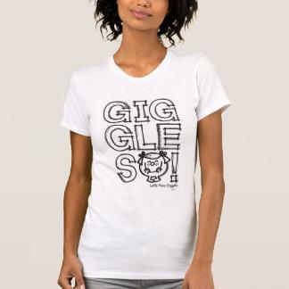 Little Miss Giggles Sketch T-Shirt