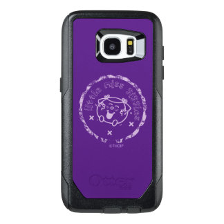 Little Miss Giggles | Vintage Design OtterBox Samsung Galaxy S7 Edge Case