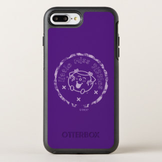 Little Miss Giggles | Vintage Design OtterBox Symmetry iPhone 7 Plus Case