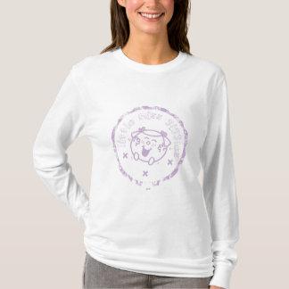 Little Miss Giggles | Vintage Design T-Shirt