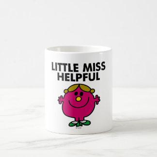 Little Miss Helpful Classic Classic White Coffee Mug