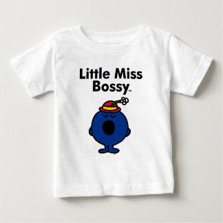 Little Miss | Little Miss Bossy is So Bossy Baby T-Shirt