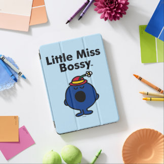 Little Miss | Little Miss Bossy is So Bossy iPad Air Cover
