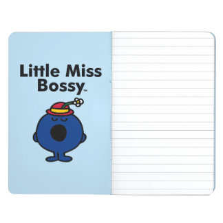 Little Miss | Little Miss Bossy is So Bossy Journal