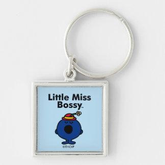 Little Miss | Little Miss Bossy is So Bossy Keychain