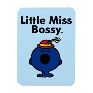 Little Miss   Little Miss Bossy is So Bossy Magnet