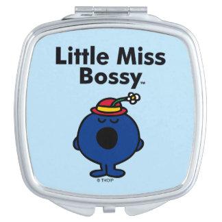 Little Miss | Little Miss Bossy is So Bossy Mirror For Makeup