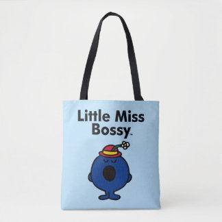 Little Miss | Little Miss Bossy is So Bossy Tote Bag