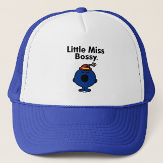 Little Miss | Little Miss Bossy is So Bossy Trucker Hat