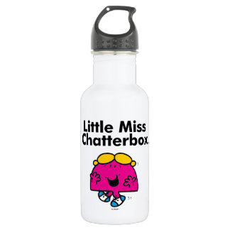 Little Miss | Little Miss Chatterbox is So Chatty 532 Ml Water Bottle