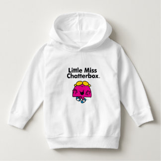 Little Miss | Little Miss Chatterbox is So Chatty Hoodie