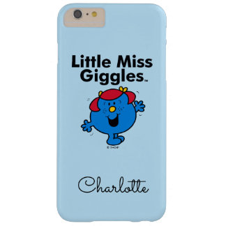 Little Miss | Little Miss Giggles Likes To Laugh Barely There iPhone 6 Plus Case