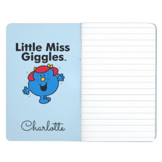 Little Miss | Little Miss Giggles Likes To Laugh Journal