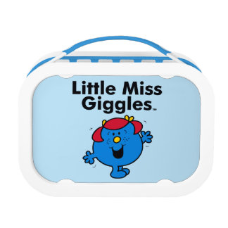 Little Miss | Little Miss Giggles Likes To Laugh Lunchboxes