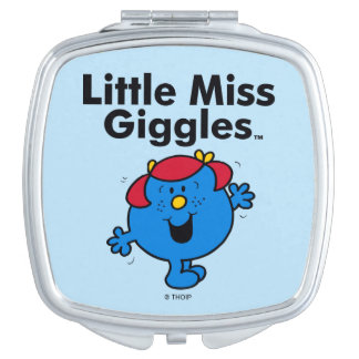 Little Miss | Little Miss Giggles Likes To Laugh Vanity Mirror