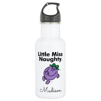 Little Miss | Little Miss Naughty is So Naughty 532 Ml Water Bottle