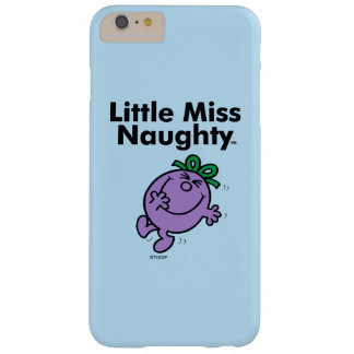 Little Miss | Little Miss Naughty is So Naughty Barely There iPhone 6 Plus Case