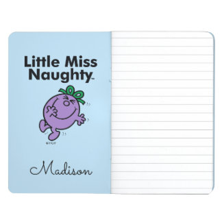 Little Miss | Little Miss Naughty is So Naughty Journal