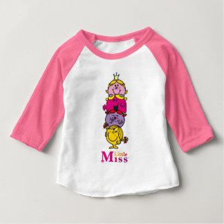 Little Miss | Little Miss Standing Tall Baby T-Shirt