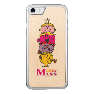 Little Miss | Little Miss Standing Tall Carved iPhone 8/7 Case