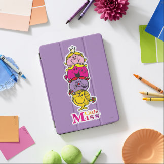 Little Miss | Little Miss Standing Tall iPad Air Cover